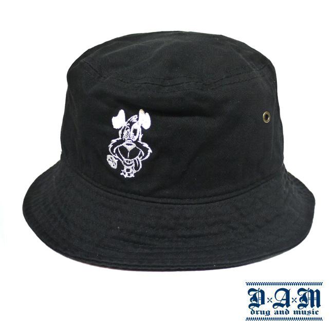 dxaxm ダム バケットハット bucket hat dog 犬 通販