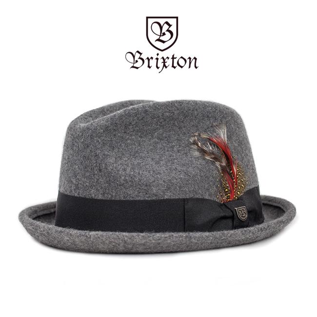 brixton ブリクストン ハット 帽子 キャップ 通販 gain FEDORA ポークパイハット