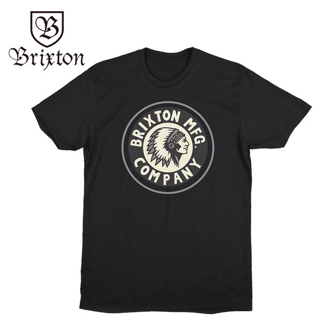 brixton ブリクストン Tシャツ tee 通販 ブランド 取扱店 rival  白 ホワイト