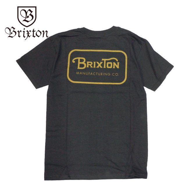 brixton ブリクストン Tシャツ tee 通販 ブランド 取扱店 grade ブラック