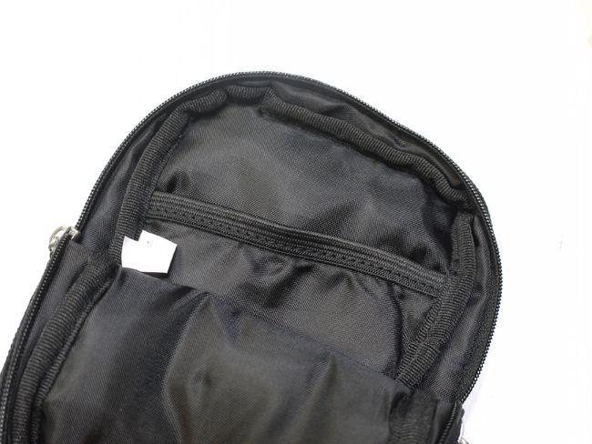 seedless  シードレス ポーチ 小物入れ waist bag 通販 ブラック