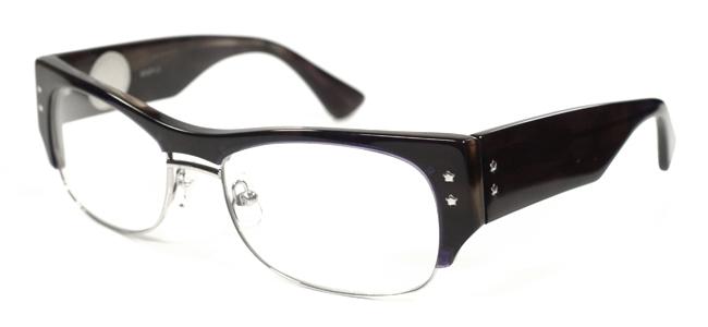 BLACK FLYS ブラックフライズ サングラス メガネ BFOP12 クリアレンズ