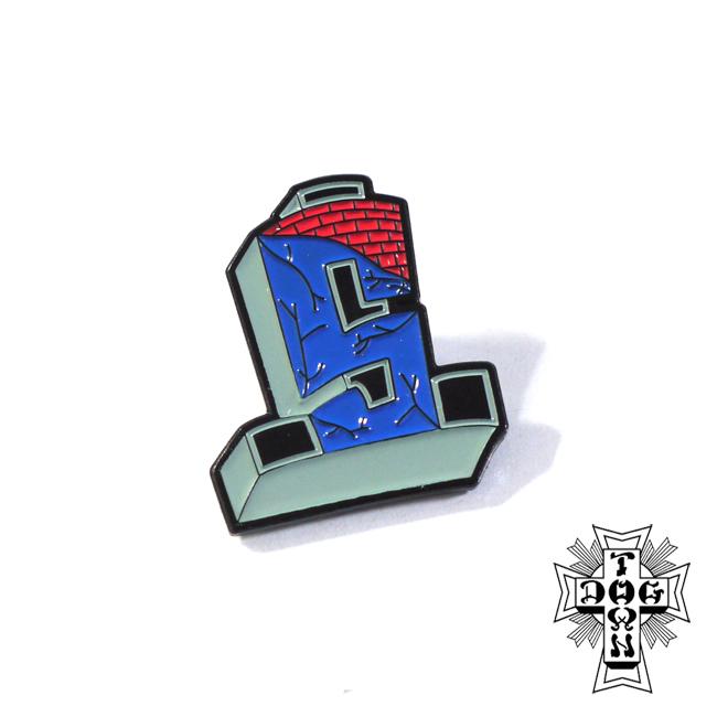 DOGTOWN ロゴ ドッグタウン ピンズ 雑貨 通販 スケートブランド