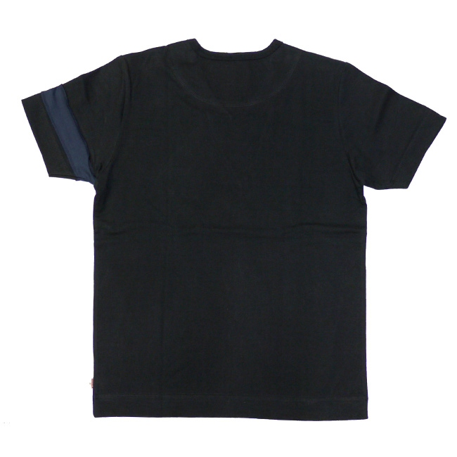 アニマリア animalia Tシャツ BOLD WEST ブランド メンズ アパレル Brassard-Huprok Vネック  通販 取扱店