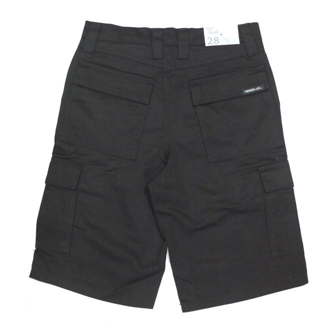 NEO BLUE  ネオブルー カーゴ ショーツ ショートパンツ ハーフパンツ ブラック メンズ ブランド 通販