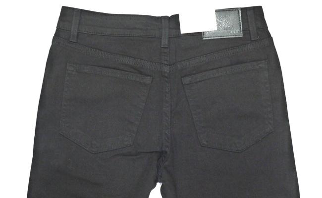 NEO BLUE jogger pants スキニー SKINNY   デニム Black (Knee-Ripped) SUPER SKINNY KNEE 通販