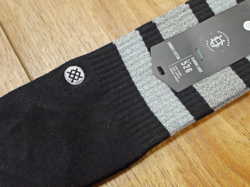 stance socks スタンスソックス  メンズ 通販    BOYD 3  ブラック シンプル